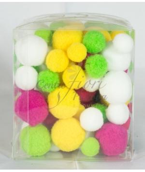 Pompons Mix