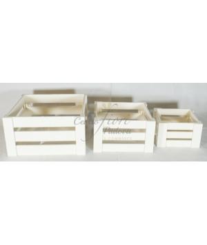 Cassetta di legno