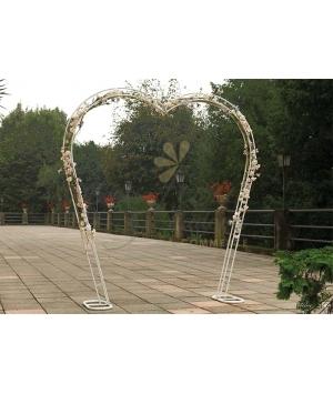 Arco Matrimoniale a cuore