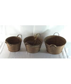 Planter Rusty Tube