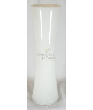 Vaso bianco cilindro