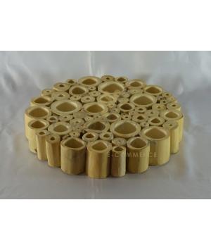 Bamboo Slice Round
