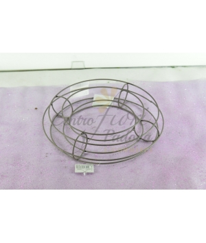Wreath Metal Frame