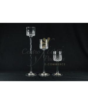 Vaso vetro bicchiere crash