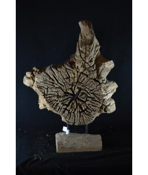 Wood Boomshijf Op Voet