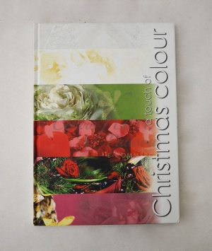 LIBRO A TOUCH OF CHRISTMAS COLOUR