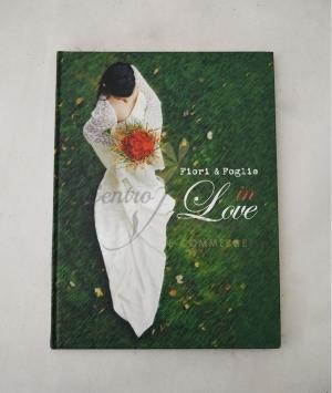 LIBRO FIORI E FOGLIE IN LOVE