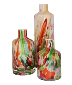 VASO COLLECTION BOTTLED MIXED COLOURS
