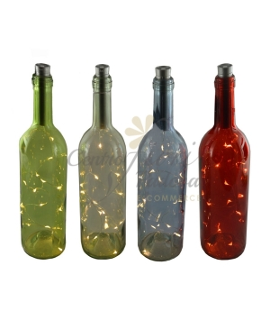 Bottiglie Led Glass