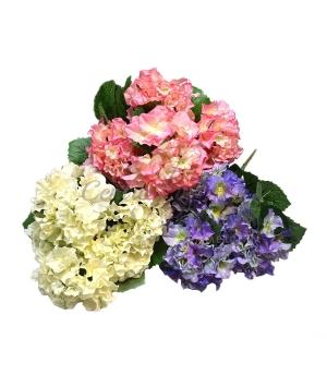 Bouquet X 5 ortensia