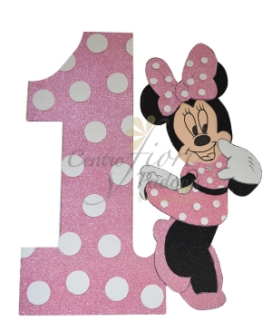 WALT DISNEY MINNIE POLISTIRENE