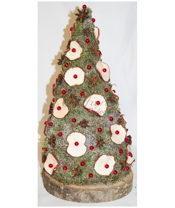 Centrotavola albero di natale centro fiori padova - Centrotavola di natale decorazioni ...
