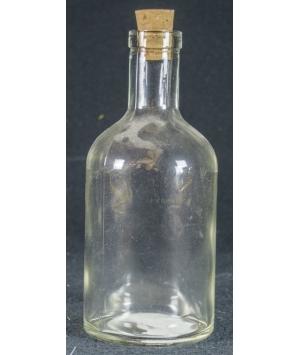 Bottiglia con tappo